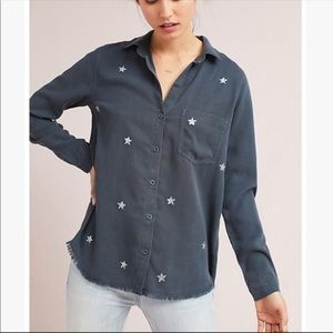 Cloth and Stone Stargazer Buttondown